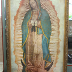 """""""Our Lady of Guadalupe"""" Painting"""